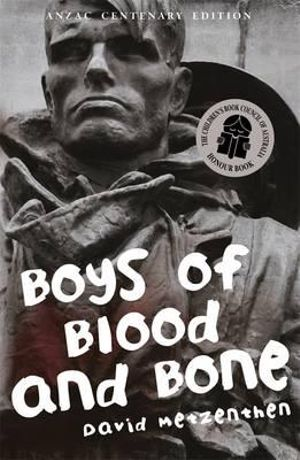 Cover of Boys of Blood and Bone