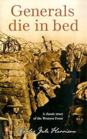 Cover of Generals Die in Bed