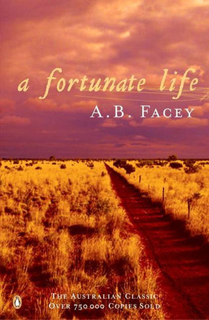 Cover of A Fortunate Life