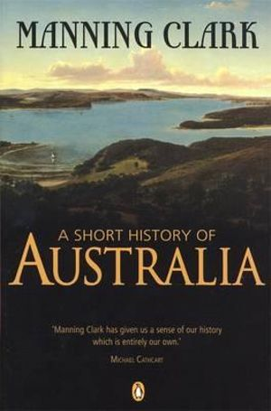 Cover of Short History of Australia A