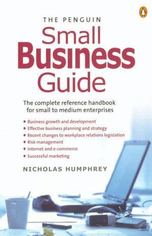 Cover of The Penguin Small Business Guide