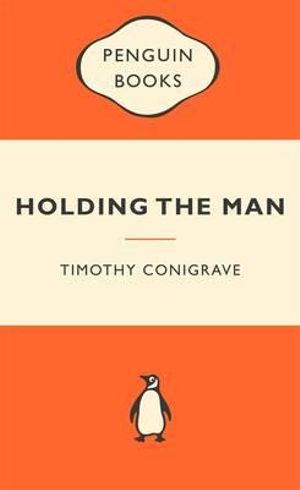 Cover of Holding the Man