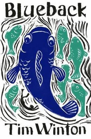 Cover of Blueback