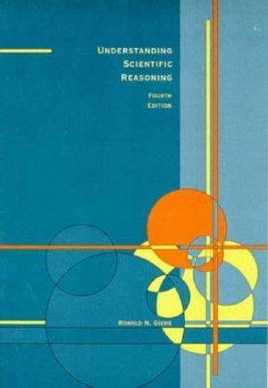 Cover of Understanding Scientific Reasoning