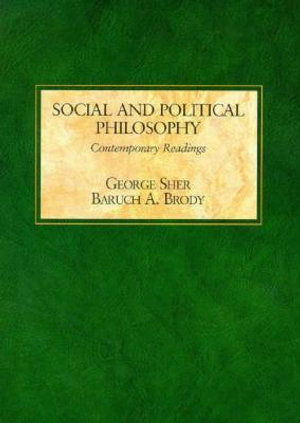 Cover of Social and Political Philosophy