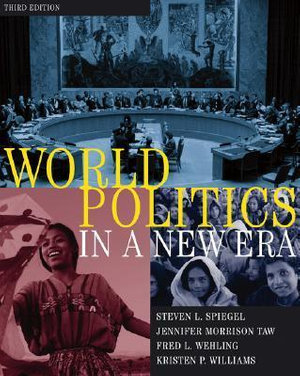 Cover of World Politics in a New Era