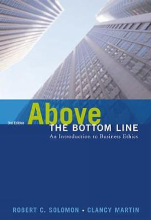 Cover of Above the Bottom Line