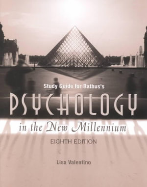 Cover of Psychology in the New Millennium
