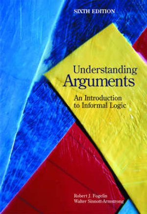 Cover of Understanding Arguments