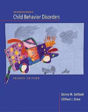 Cover of Understanding Child Behavior Disorders