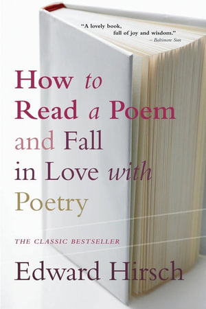 Cover of How to Read a Poem