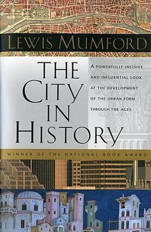 Cover of The City in History