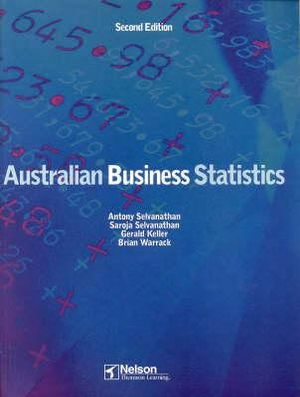 Cover of Australian Business Statistics