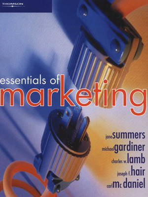 Cover of Essentials of Marketing