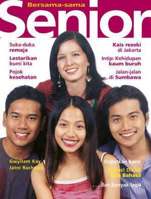Cover of Bersama-sama Senior Student Book
