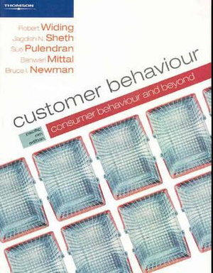 Cover of Customer Behaviour