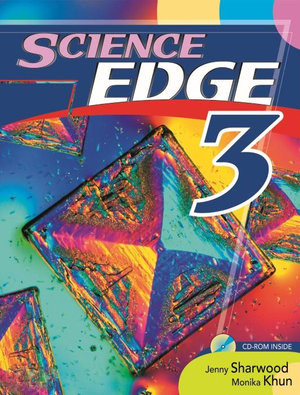 Cover of Science Edge: The chemical rap