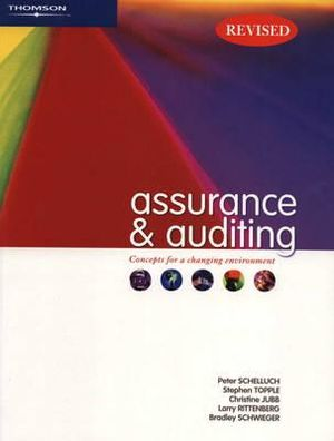 Cover of Assurance and Auditing