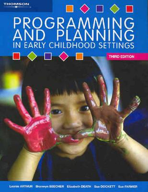 Cover of Programming and Planning in Early Childhood Settings