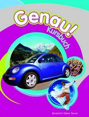 Cover of Genau! Student Book