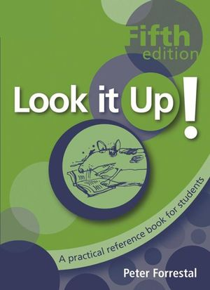 Cover of Look it Up!