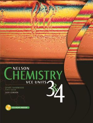 Cover of VCE Chemistry Units 3 and 4