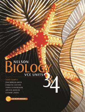 Cover of Nelson Biology: & 4