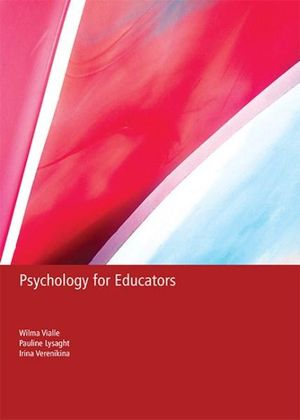 Cover of Psychology for Educators