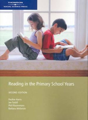 Cover of Reading in the Primary School Years