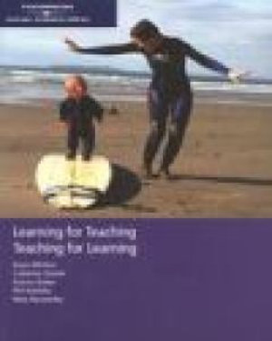 Cover of Learning for Teaching