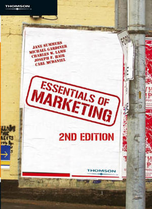 Cover of Essentials Of Marketing, 2e