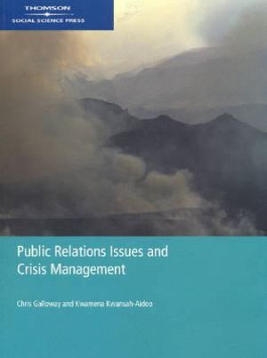 Cover of Public Relations Issues and Crisis Management