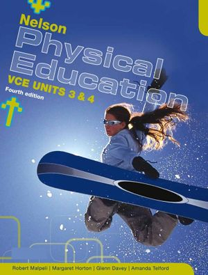 Cover of Nelson Physical Education