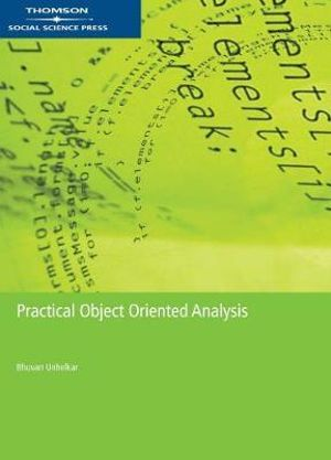 Cover of Practical Objected Oriented Analysis