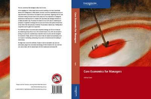 Cover of Core Economics for Managers