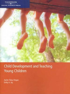 Cover of Child Development and Teaching Young Children