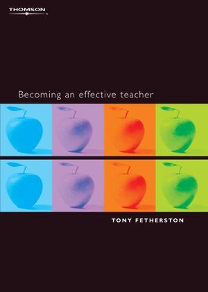 Cover of Becoming an Effective Teacher