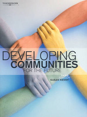 Cover of Developing Communities for the Future