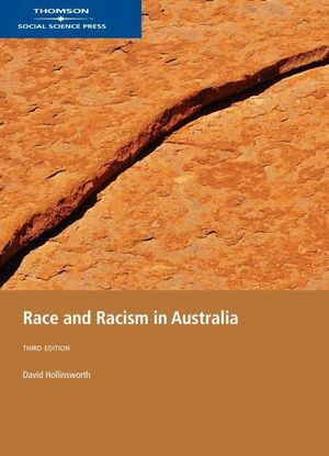 Cover of Race and Racism in Australia