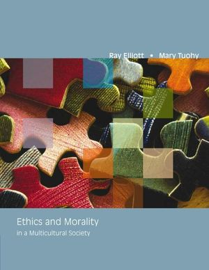 Cover of Ethics and Morality in a Multicultural Society