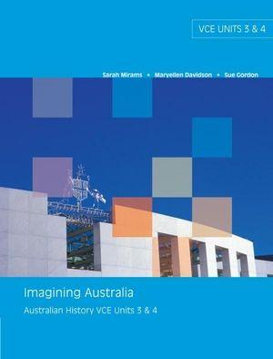 Cover of Imagining Australia