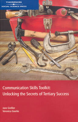 Cover of Communication Skills Toolkit