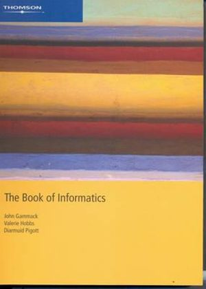 Cover of The Book of Informatics
