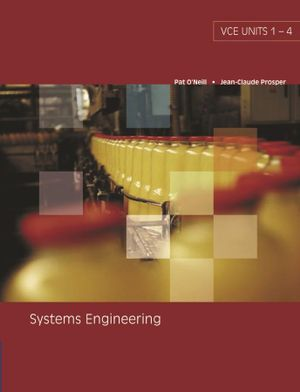 Cover of Systems Engineering