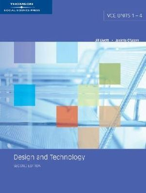 Cover of Design and Technology