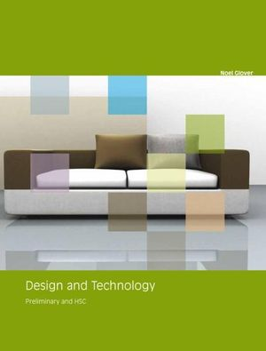 Cover of Design and Technology: Preliminary and HSC