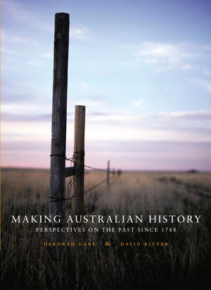 Cover of Making Australian History