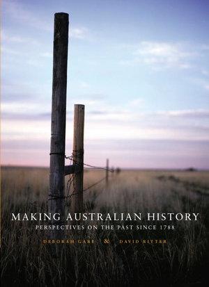 Cover of Making Australian History