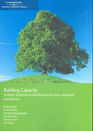 Cover of Building Capacity