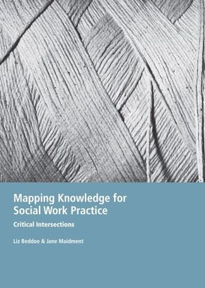Cover of Mapping Knowledge for Social Work Practice